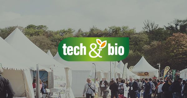 Les sols vivants au salon Tech&Bio